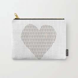 Penis at heart Carry-All Pouch