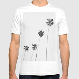 Black & White Palms T-shirt