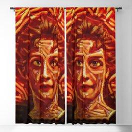 Spagetti Edwardian Blackout Curtain