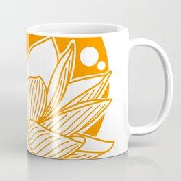 Lotus flower Coffee Mug