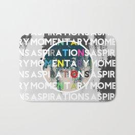 Momentary Aspirations Bath Mat