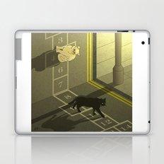 Cat Hopscotch  Laptop & iPad Skin