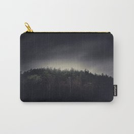 One final mountain to go Carry-All Pouch