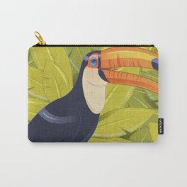 No Toucan-Not Carry-All Pouch