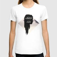 paper towns T-shirts featuring Paper Towns: Maybe she loved mysteries so much by karifree