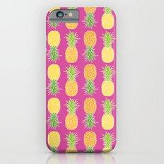 Pineapples Slim Case iPhone 6