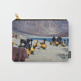 Pangong Lake Ladakh Carry-All Pouch