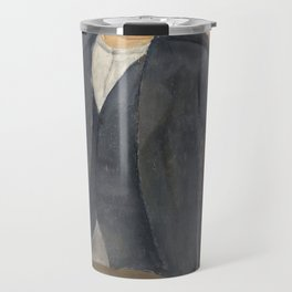 The Young Apprentice by Amedeo Modigliani Travel Mug