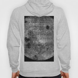 1st Image of the Far Side of the Moon Hoody