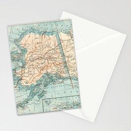 Vintage Alaska Stationery Cards