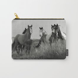 Cariboo Horses Carry-All Pouch