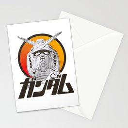 Gundam Mobile Suit Char Amuro Stationery Cards