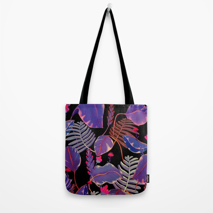 poison leaves Tote Bag