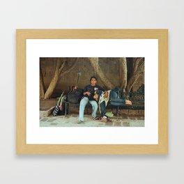 Love? Framed Art Print