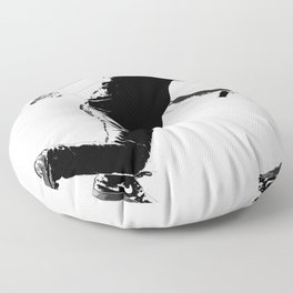 Tail-whip - Stunt Scooter Trick Floor Pillow