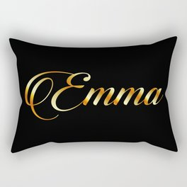 Emma- personalized gifts for girls Rectangular Pillow