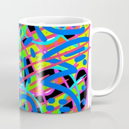 Neon Glow Coffee Mug