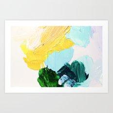 Palette No. Fourteen Art Print