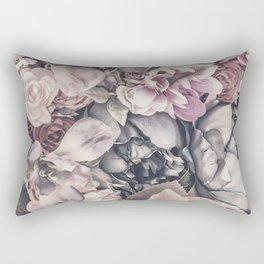 Vintage   Shabb Chic   Boho   Floral   Pastels   Gypsy   Hippie Rectangular Pillow
