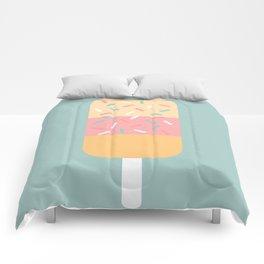 Popsicle (Mint) Comforters