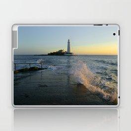 St Marys Lighthouse Laptop & iPad Skin