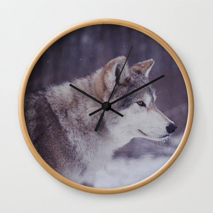 Cana Portrait Wall Clock