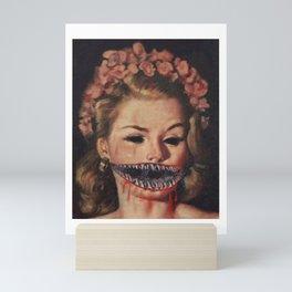 Big Smile :) Mini Art Print