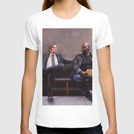 Jimmy McGill and Huell Babineaux - Better Call Saul T-shirt