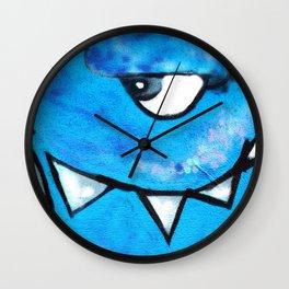 See it Blue Wall Clock