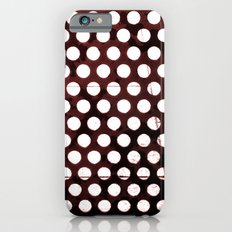 Metal Dots iPhone 6s Slim Case
