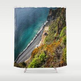 Madeira Shower Curtain