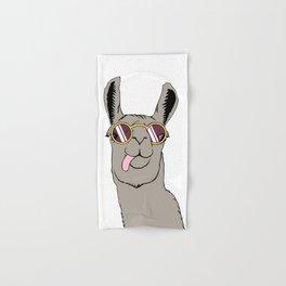 Fashion Llama Hand & Bath Towel