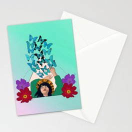 No one is free until we are all free Stationery Cards