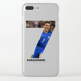 Antoine . G Clear iPhone Case
