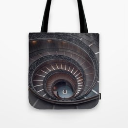 Vatican Double Helix Staircase Tote Bag