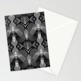 Art Deco. Diva 27 . Stationery Cards
