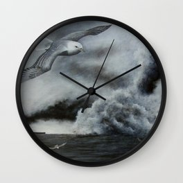THE SINKING Wall Clock