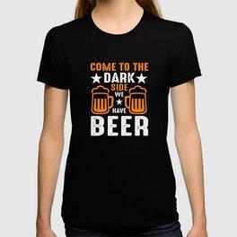 Beer Funny Hops Humor Gift T-shirt