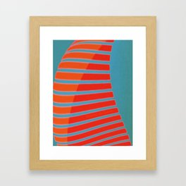 Glória Framed Art Print
