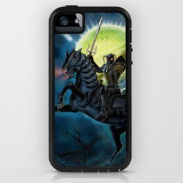 Heavy Metal Knights iPhone Case
