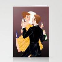 valentines Stationery Cards featuring Valentines by Jon Suguiyama
