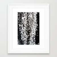 river Framed Art Prints featuring River by David Bastidas