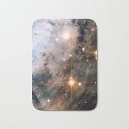 Into the Depths of the Eagle Nebula Bath Mat