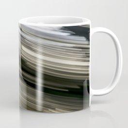 Black and White Abstract Coffee Mug