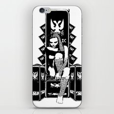 QU33N iPhone & iPod Skin