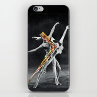 ballet iPhone & iPod Skins featuring Ballet by Ben Giles