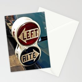 Left Rite Stationery Cards