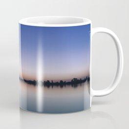 Sunset at the lake. Coffee Mug