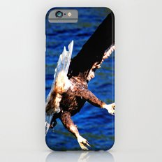 Eagle: The Back Side of Danger Slim Case iPhone 6s