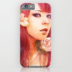 Kiss from a rose iPhone 6s Slim Case